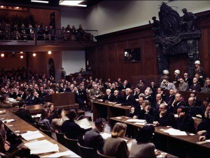 Почему спустя почти 75 лет так и не были опубликованы стенограммы Нюрнбергского процесса?